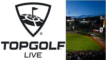 #iHeartPhoenix - TopGolf Live Is Coming To Chase Field; Tickets On Sale Tomorrow