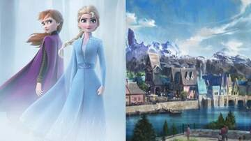 Suzette - Disney Is Building A Fully-Immersive 'Frozen' Land & I Need To Go