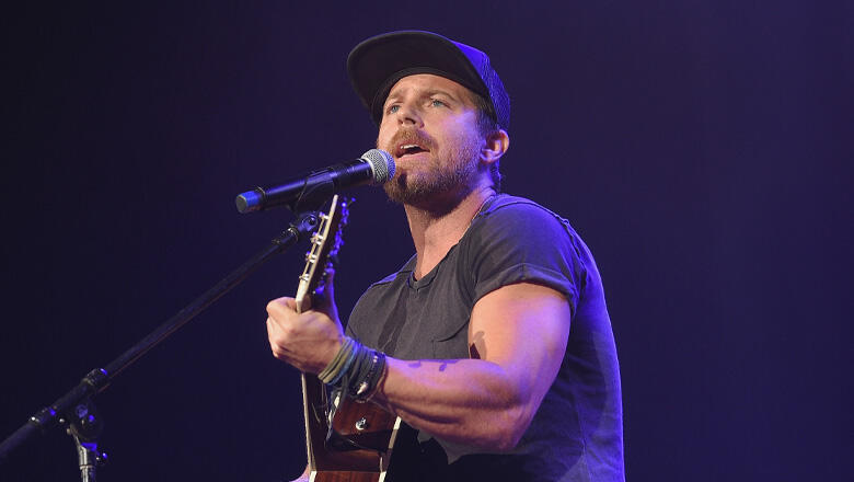 Kip Moore Says 'I'm A Sucker For A Donut' + Reveals Fitness Tip