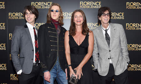 Rock News - Ric Ocasek's Sons Share Their Father's Final Message: Keep On Laughin'