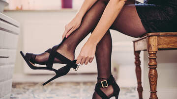 Sos - Women Wear High Heels On Dates With Men They Want To Hook Up With