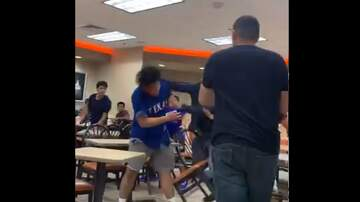 Matt Thomas - This Whataburger Brawl is Next Level