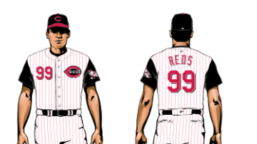 Lance McAlister - Watch: The Reds 1999 throwback uniforms for Sunday