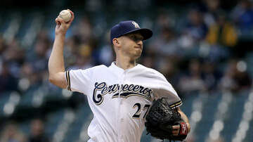 Brewers - Brewers allow just two hits in 5-1 win over Padres Monday