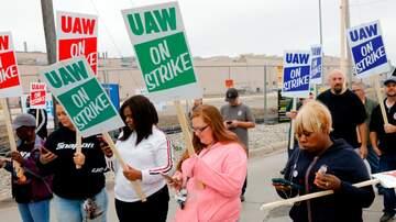 Joel Riley - UAW strike continues