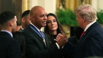 Len Berman and Michael Riedel in the Morning - Mariano Rivera Receives Presidential Medal Of Freedom