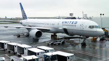 Local News - United Airlines Flight Diverted To Logan