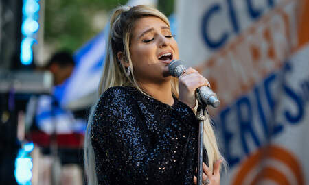 Entertainment News - Meghan Trainor To Perform 'Friends' Theme Song For Show's 25th Anniversary