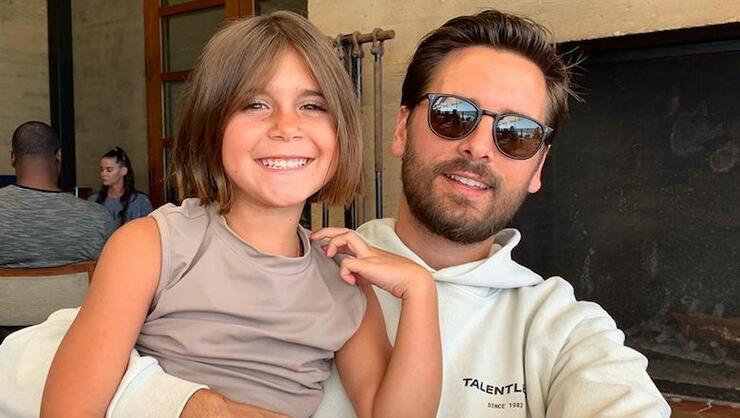 Scott Disick Spends $20k On Daughter Penelope's 'Perfect' All-Pink Bedroom | iHeartRadio