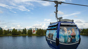 Brooke Morrison - Disney World Reveals Official First Look at New Skyliner Views