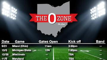 None - O Zone on Lane Avenue