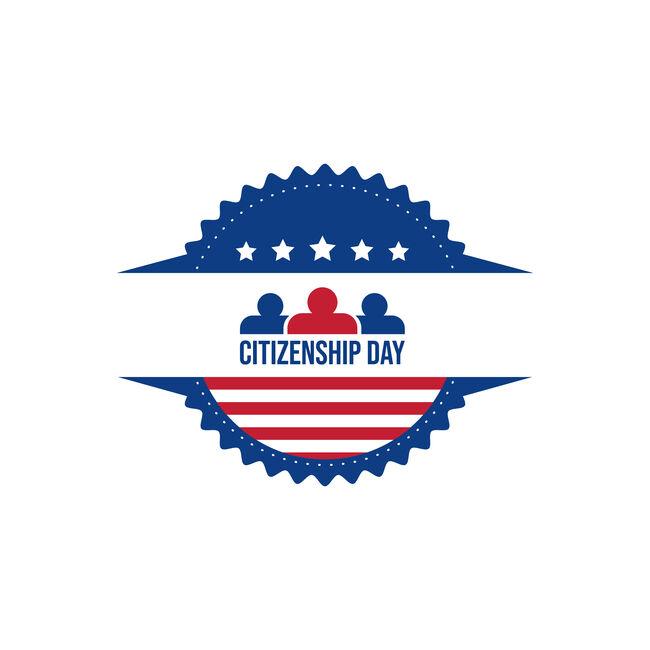 Happy Citizenship design banner
