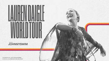image for Lauren Daigle World Tour Greensboro Coliseum