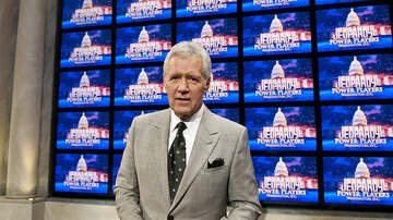 Off The Air: Johnny - Our thoughts are with Alex Trebek who is battling a cancer setback