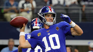 Angie Martinez - The New York Giants Officially Bench Eli Manning For Rookie Daniel Jones