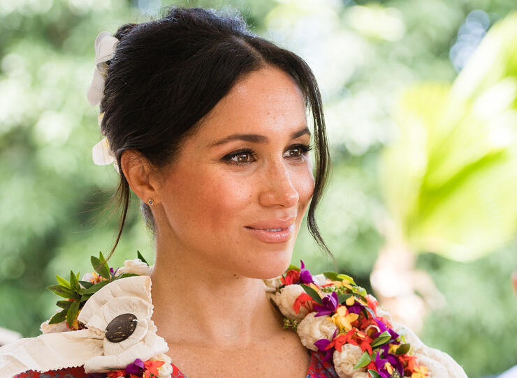 Meghan Markle Had Lessons On How To Drink Tea Before Meeting The Queen | iHeartRadio