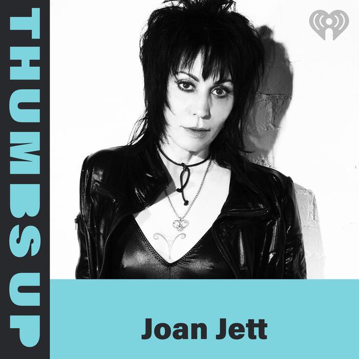 Thumbs Up: Joan Jett