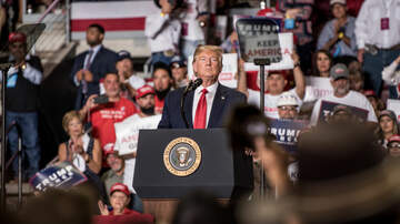 Top Stories - President Donald Trump Visiting California Tuesday