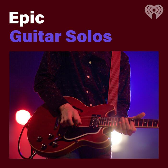 Epic Guitar Solos