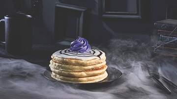 Suzette - IHOP Now Has A Spooky Addams Family Menu Full Of New Treats