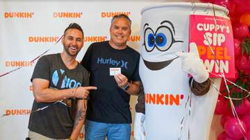 Photos - Dunkin' Coffee Giveaway!