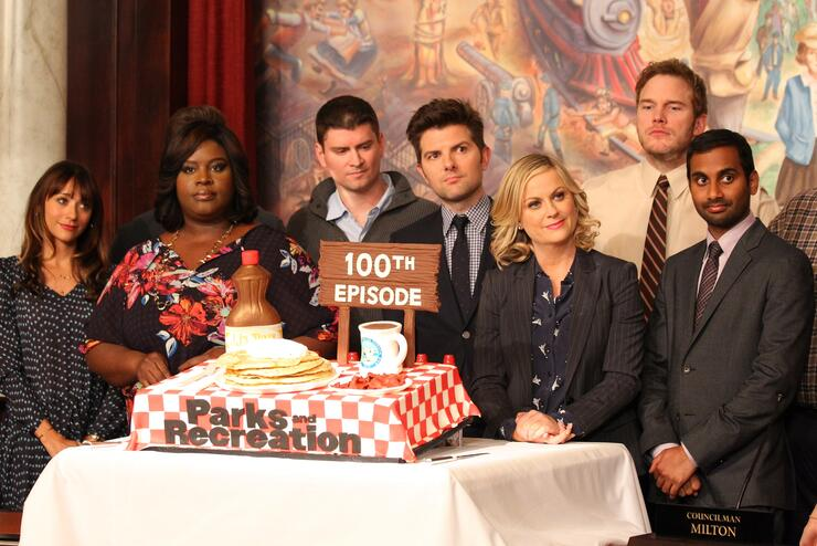 'Parks and Recreation' Is Officially Leaving Netflix  | iHeartRadio