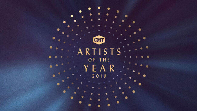 CMT Reveals 2019's 'Artists of the Year' Honorees
