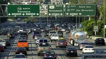 Politics - Trump Administration To Roll Back California Vehicle Emission Standards