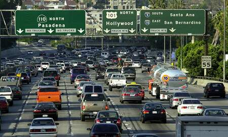 National News - Trump Administration To Roll Back California Vehicle Emission Standards