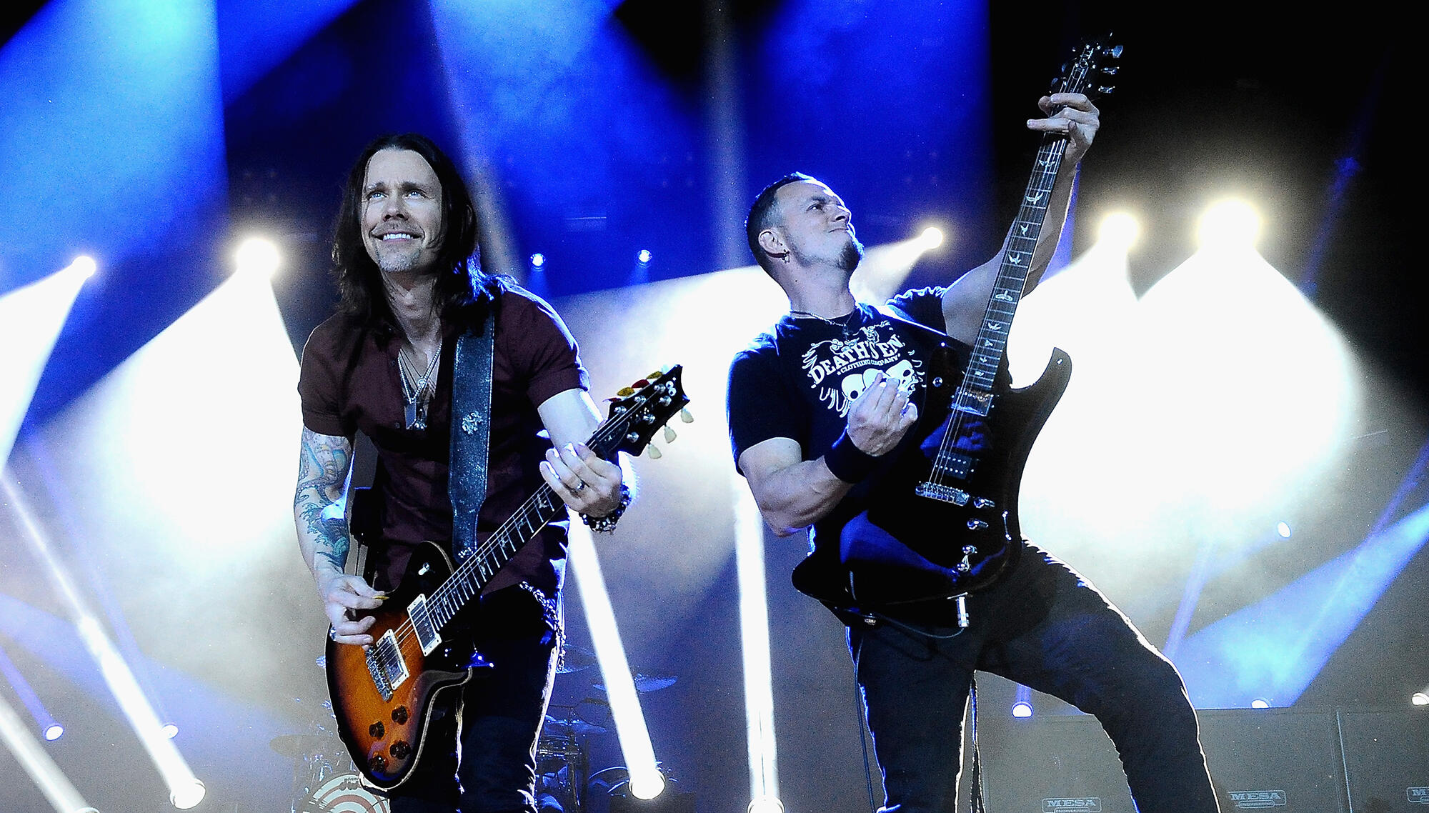 Alter Bridge Wrote New Album While Members Were On Tour With Other Bands