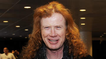 iHeartRadio Music News - Megadeth's Dave Mustaine Has Good News About His Cancer Fight