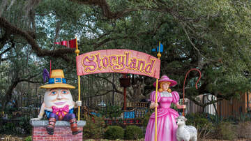 Local News - New Orleans' Storyland Grand Re-Opening Date Announced