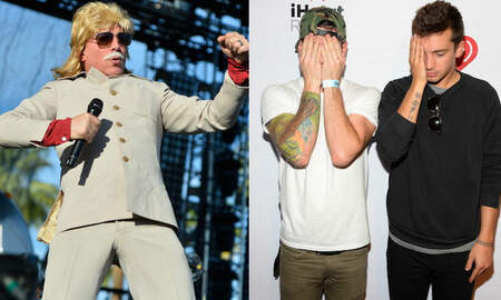 Rock News - Tool Just Beat Twenty One Pilots' Rock Chart Record