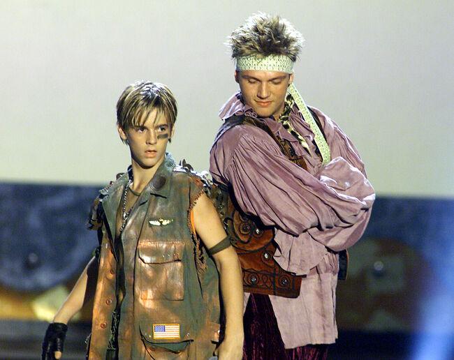 Teen Choice Awards 2001 -Show