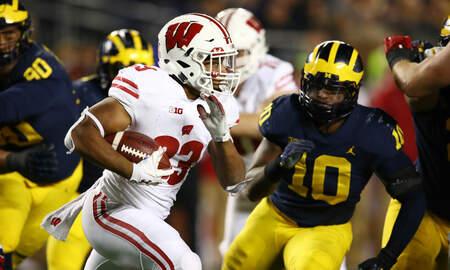 Wisconsin Badgers - BTN previews Wisconsin at Michigan this Saturday