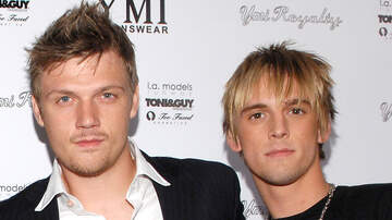 iHeartRadio Music News - Nick Carter Claims Brother Aaron Carter Threatened To Kill Pregnant Wife