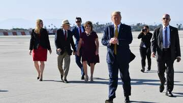 Local News - Trump to End L.A. Visit with Fundraising Breakfast