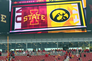 Parents say Iowa Hawkeye band members groped, punched at Cy-Hawk game