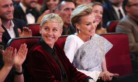Entertainment News - Ellen DeGeneres Adopted The Cutest Puppy & Her Name Is Adorable
