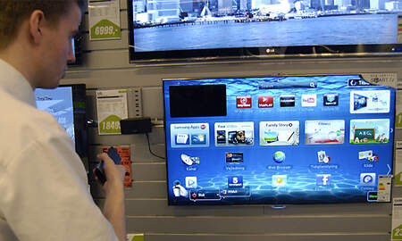National News -  Smart TVs, Smart-Home Devices Sending Sensitive User Data To Third Parties