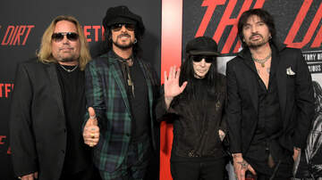 iHeartRadio Music News - Nikki Sixx Says 'The Dirt' Rekindled Friendships Within Mötley Crüe