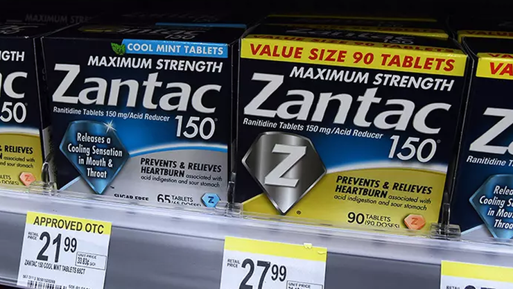 Zantac generic pulled from markets worldwide