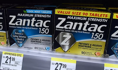 National News - Worldwide Distribution of Generic Zantac Halted Over Carcinogen Concerns