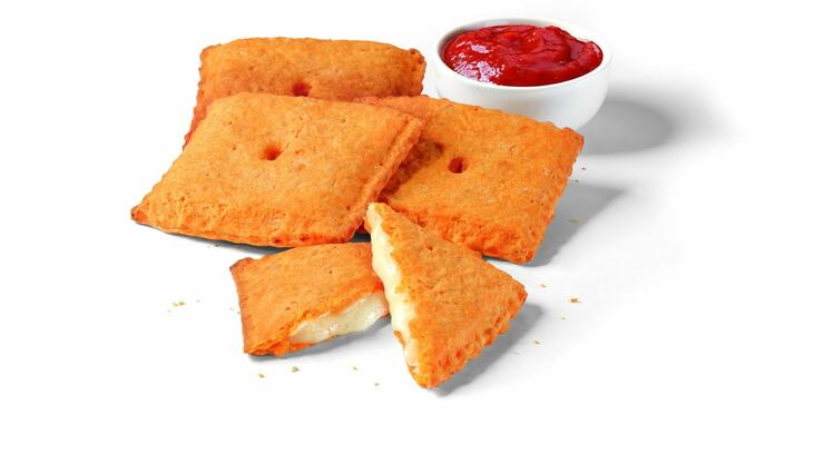 You Can Get Stuffed Cheez-It Pizza Pockets At Pizza Hut Now | iHeartRadio