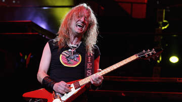 Ken Dashow - KK Downing Announces Concert With Other Former Judas Priest Band Members