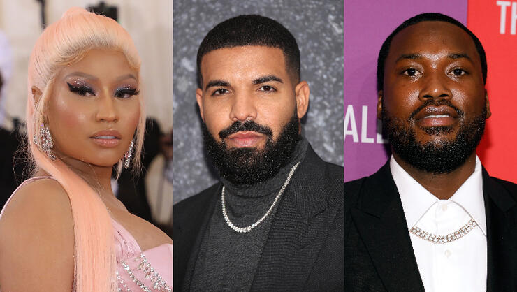Nicki Minaj Allegedly Sparked Drake & Meek Mill's Beef With One Comment | iHeartRadio