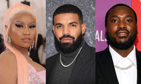 Trending - Nicki Minaj Allegedly Sparked Drake & Meek Mill's Beef With One Comment