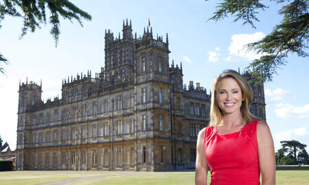 Entertainment News - The Downton Abbey Castle Is Now Available To Rent On Airbnb