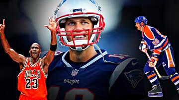FOX Sports Radio - Tom Brady's Career Has Now Far Surpassed Michael Jordan and Wayne Gretzky's