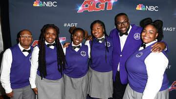 ya girl Cheron - The Detroit Youth Choir's final performance on America's Got Talent